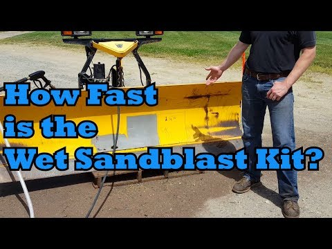 Power Eagle Wet Sand Blast Kit Doovi