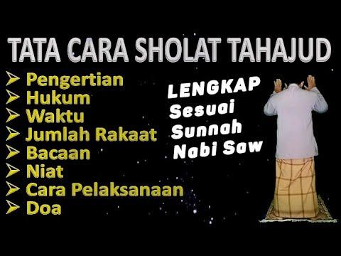 WAJIB NONTON‼️ Jumlah raka'at shalat TAHAJUD YANG BAIK - Ustadz Adi Hidayat LC MA.