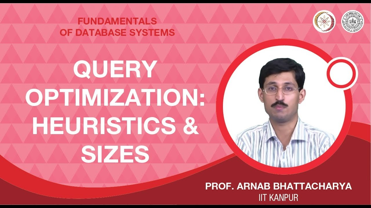 Query optimization heuristics and sizes
