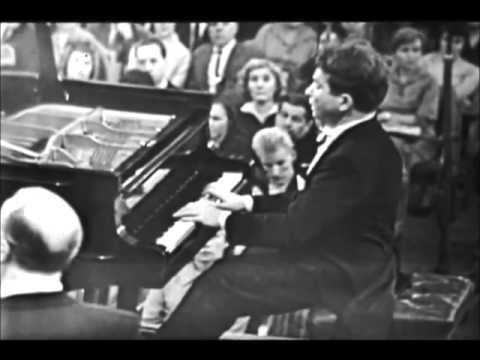 Emil Gilels - Tchaikovsky - Piano Concerto No 1, Op 23 - Verbitsky