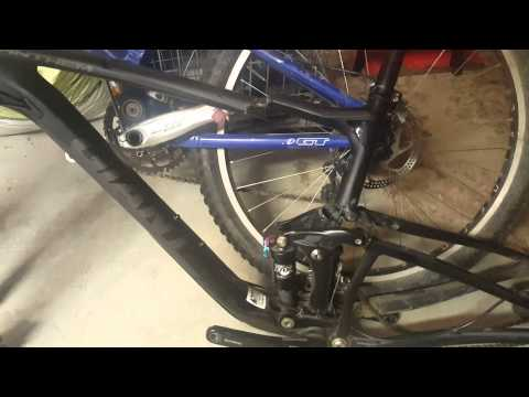 Giant Anthem Advanced 27.5 1 carbon frame failure review