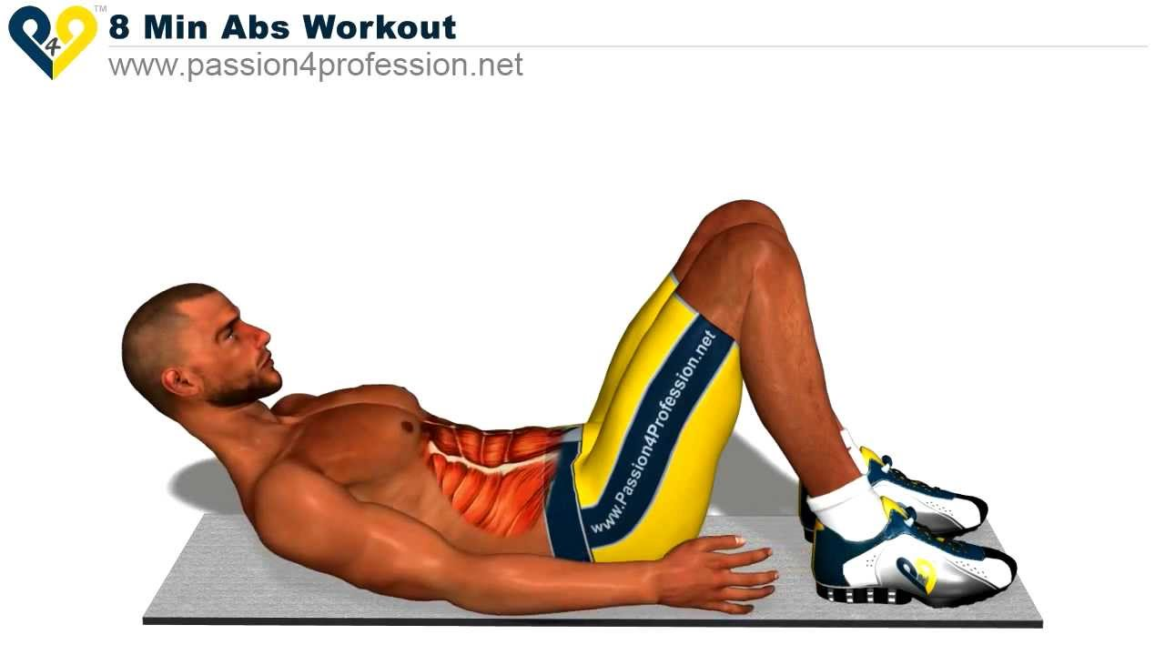 Total Ab Workout - Curly Chic