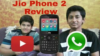 Jio Phone 2 《《Review and Specifications》》