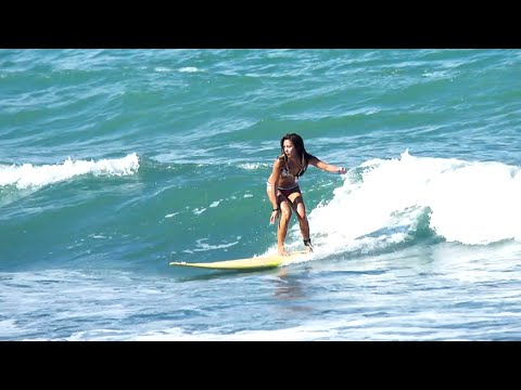 First Surf of Summer 15 | Real Quezon Philippines | GoPro