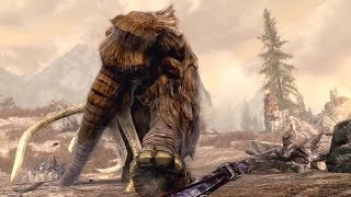 The Elder Scrolls V: Skyrim Special Edition — Новая графика! (HD) E3 2016