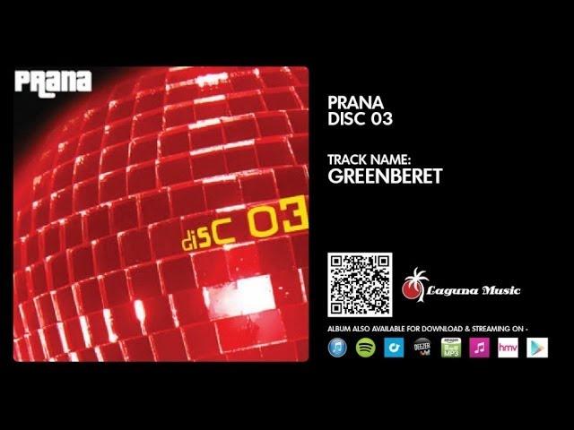 Prana - Greenberet