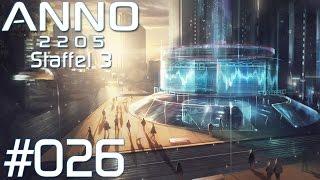 Let S Play Anno 2205 026 Staffel 3 Orbit Tundra Und Aktien