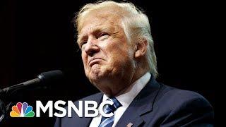 Unbelievable: President Donald Trump's Silence On Stephon Clark's Death | MSNBC
