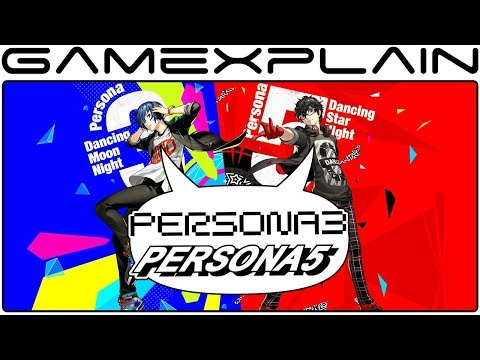 3 NEW Persona Games Announced - Reveal DISCUSSION w/ the Great Clement!