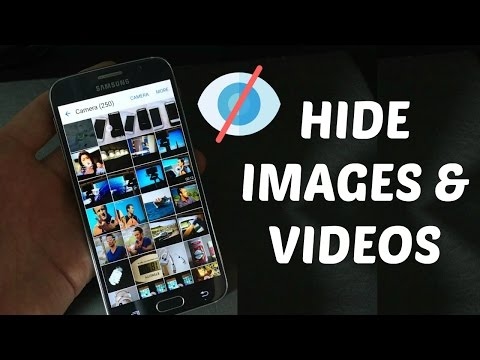 How To Hide Photos And Videos Without Any App
