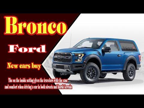 2018 Ford Bronco   2018 ford bronco test drive   2018 ford bronco price   2018 ford bronco raptor