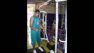 Hassan Makki Saudi Basketball player Created By Siti Lie , T pain song the best love song