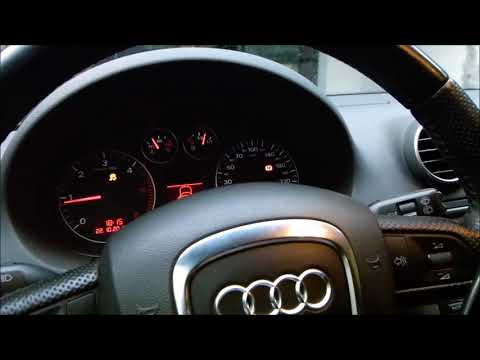 Effacement Voyants Defaut Esp Et Direction Audi A3 Sportback 2006