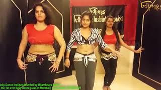 Belly Dance Classes in South Mumbai.
