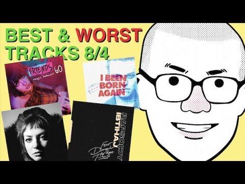Weekly Track Roundup: 8/4 (BROCKHAMPTON, Korn, HAIM, Angel Olsen)