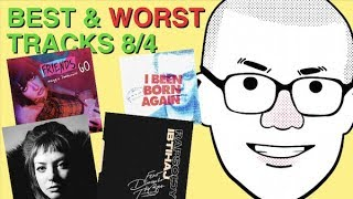 Gambar cover Weekly Track Roundup: 8/4 (BROCKHAMPTON, Korn, HAIM, Angel Olsen)
