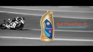 Gulf Powertrac | Powers Milwaukee Aprilia Racing Team