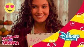 Rachel dziwnie się zachowuje   Rodzinka od środka   Oglądaj w Disney Channel