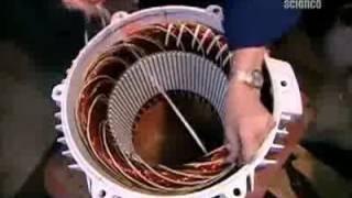 Производство электродвигателей, подробное видео.(Видеофильм рассказывающий обо всех стадиях производства электродвигателей. Автор: Discovery Channel Время: 04:55., 2013-09-12T14:50:58.000Z)