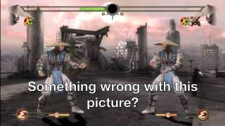 Mortal Kombat 9 Loltage (Glitches and funny stuff montage!)