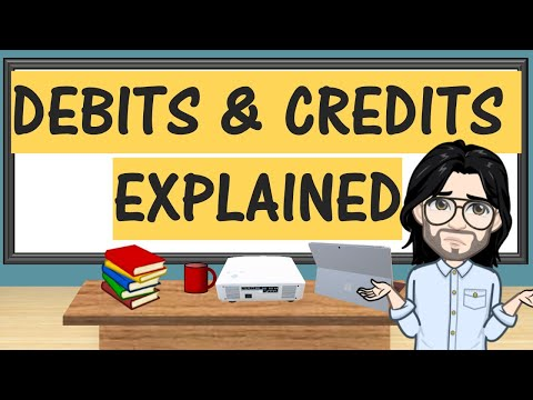 Debits & Credits And Preparing Journal Entries (Tutorial Video) - Episode 2
