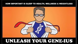 How important is sleep to health, wellness  and weightloss