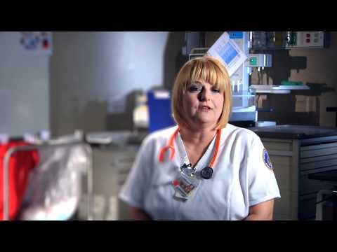 Wayland Baptist University Nursing Student, Diane