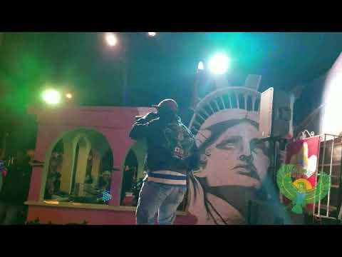 KENYATTAH BLACK spitting JEWELZ at LOVE AND LOYALTY WEEKEND 2017