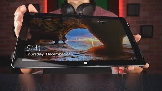 "XIDU PhilPad: 2K 13"" 2-in-1 Windows Tablet PC - It's kinda good!"