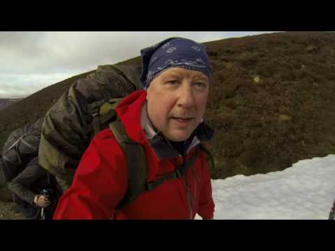 4 Day Hiking Camp Glenn Feshie Cairn Gorms 2017
