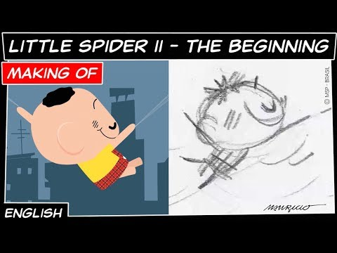 Monica Toy - Making of   Little Spider II - The Beginning (S05E32)
