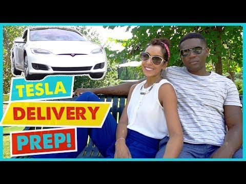 TESLA DELIVERY PREP! 10 Things to do before arrival (Model 3, S, X)