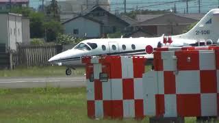 [空自] レイセオンT- 400 #061/#051 take off 小牧基地 thumbnail