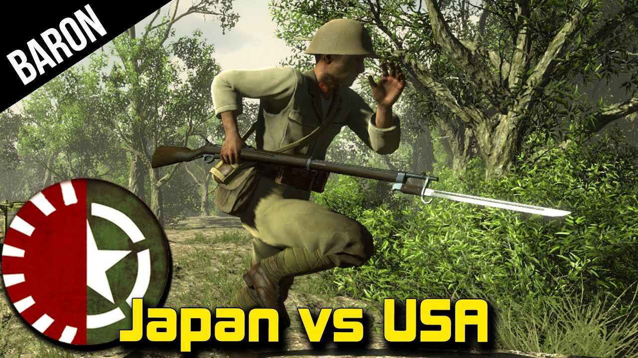 Rising Storm - Japanese vs USA Multiplayer, E3 Talk, Sick, Update - Red Orchestra 2