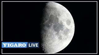 🌑 La sonde chinoise Chang'e-5 entame sa collecte de fragments de Lune