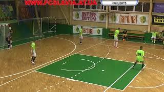 20171119 Slavia Horyn Goals