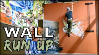 Wall Run Up | Natural Movement Skill