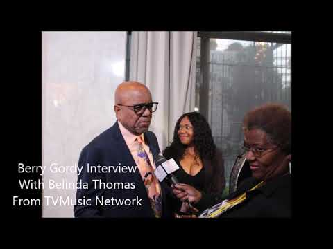 Berry Gordy Interview At 2019 Golden Heart Awards #Motown #BerryGordy