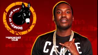 Donkey of the day: Meek Mill (Failed Diss Track)