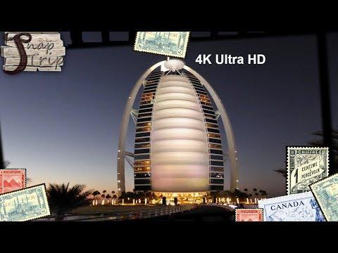 Visit Dubai, United Arab Emirates in Pictures - 4K Ultra HD Video