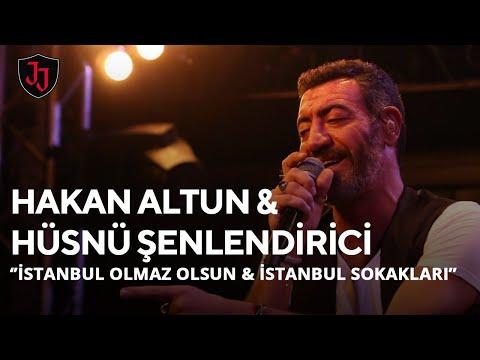 Hakan Altun & Hüsnü Şenlendirici - İstanbul Olmaz Olsun & İstanbul Sokakları @ Jolly Joker Ankara