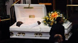 Eric Garner Funeral thumbnail