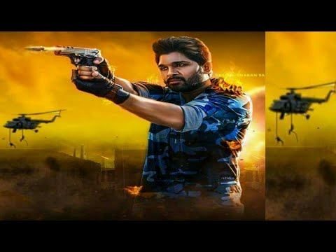 Stylish Star Allu Arjun New Movie Naa Peru Surya Naa illu India Teaser HD | Vakkantam Vamsi | #AA
