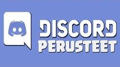 Kuinka DISCORD toimii?   Discord ohje uusille käyttäjille