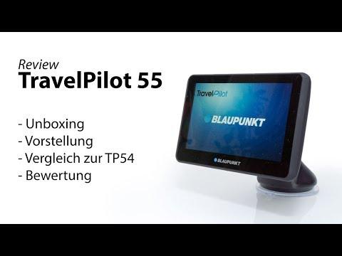 Blaupunkt TravelPilot 55 - Review