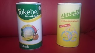 Yokebe oder Almased - der Vergleich: Abnehmerfolg, Geschmack, Preisvergleich