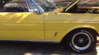 1965 Ford Galaxy 500 390 V8 Full Restoration