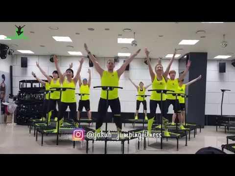 Andas En Mi Cabeza (Yosef Flumeri remix) - Jumping® Fitness