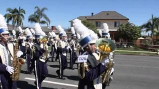 BHSIMA Azusa Golden Days Parade 2