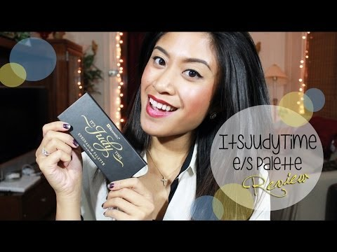 ItsJudyTime Eyeshadow Palette Review + Swatches | K1tCatSayz thumbnail